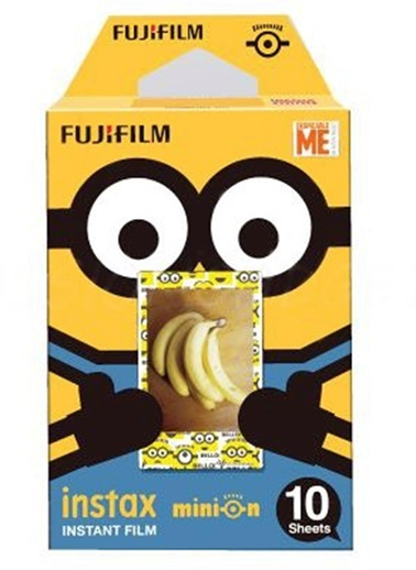 Instax Minion Film (Standart Versiyon)-Fujifilm